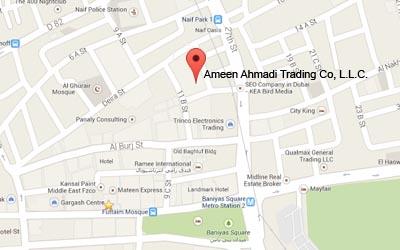 AMEEN AHMADI TRADING CO  L L C